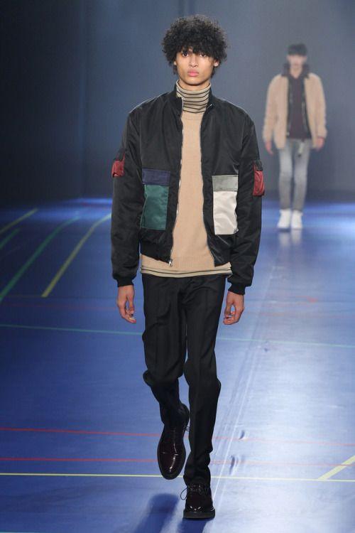 John Elliot FW17.  menswear mnswr mens style mens fashion fashion style johnelliot runway