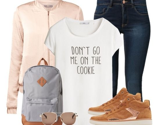 Eine #Bomberjacke in #Rosé peppt jedes #Outfit auf!