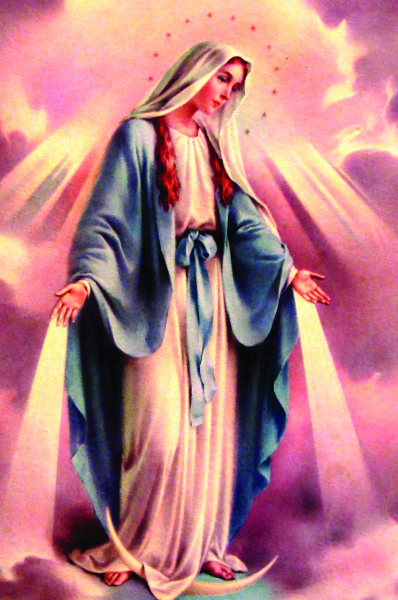 """40 - Şüphesiz biz bütün yeryüzüne ve üzerindekilere varis olacağız. Ve onlar da mutlaka bize döndürüleceklerdir. {*} İşte budur, ta beşikten tekrar dirilmesine kadar öyle doğan ve o sözleri söyleyen bir kuldur. {*} Hakk (olan Allah)ın bildirdiğine göre Meryem'in oğlu İsa {*} ki hakkında tartışıp duruyorlar. Görülüyor ki sûrenin başından beri ve buradan da sonuna kadar âyetler, hep elif fâsılasıyla biterken, sûrenin bu bölümünde yalnız yedi âyet """"Nûn ve Mim"""" fâsılasıyla işlenmiş bir çerçeve…"""