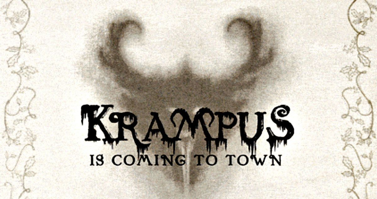 Krampus Cards Wish a Scary Christmas and Happy New Fear | Movie News ...