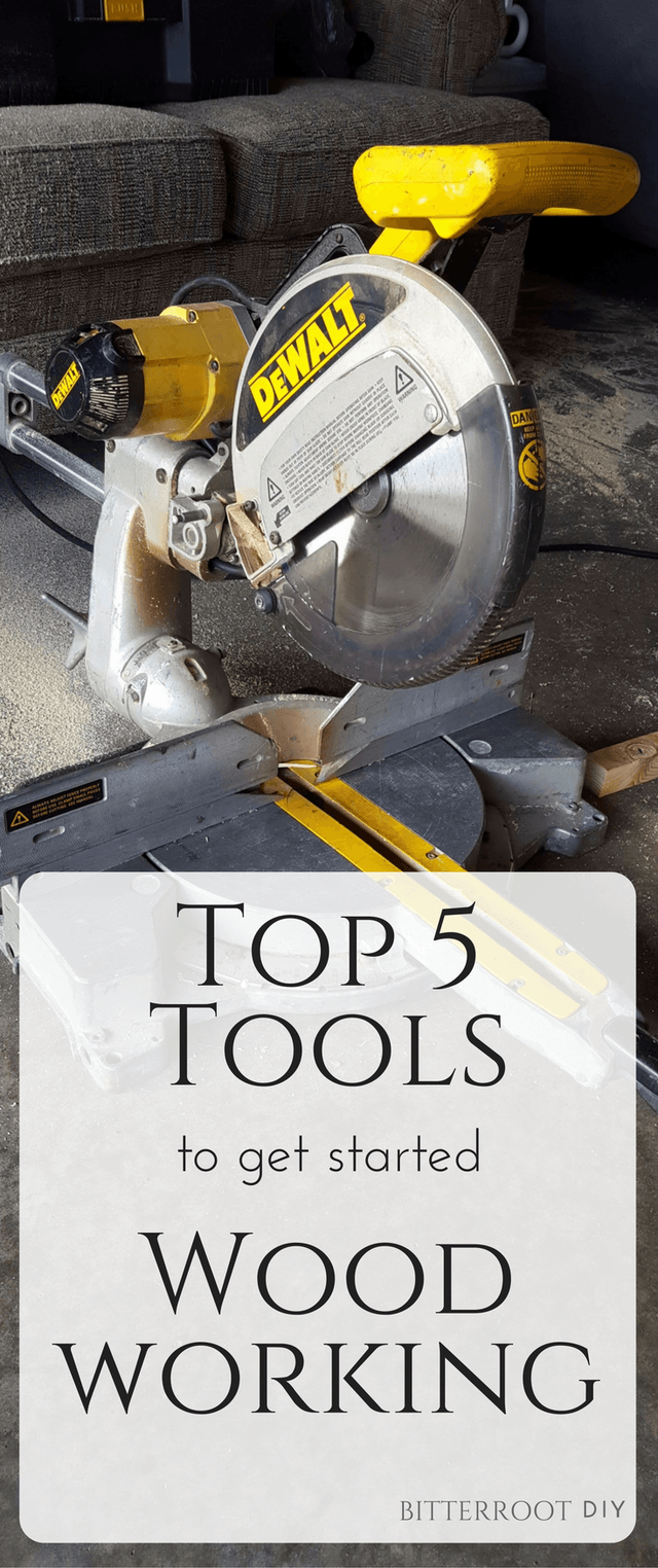 Basic Tools To Get Started Woodworking Diy Craft Projects Tutorials Beginner Woodworking Projects Woodworking Basics Woodworking Projects