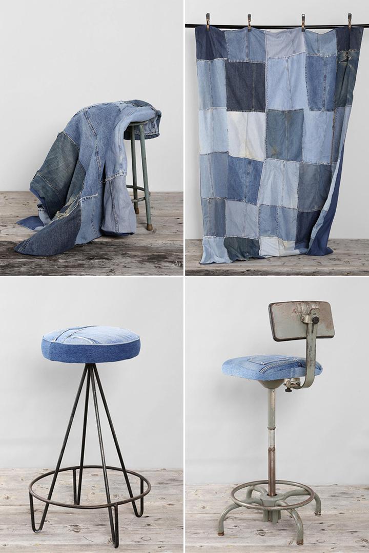 INDIGO & DENIM AT HOME | 79 Ideas | Jeans / kot | Pinterest | Manta ...