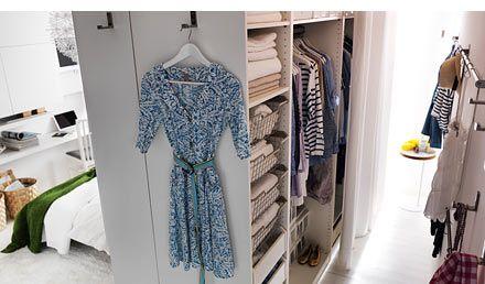 espace penderie dans une petite chambre chambre pinterest chambres minuscules chambre. Black Bedroom Furniture Sets. Home Design Ideas