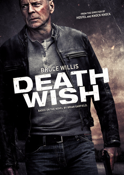 Free Online Best Hollywood English Movie Death Wish (2018 ...