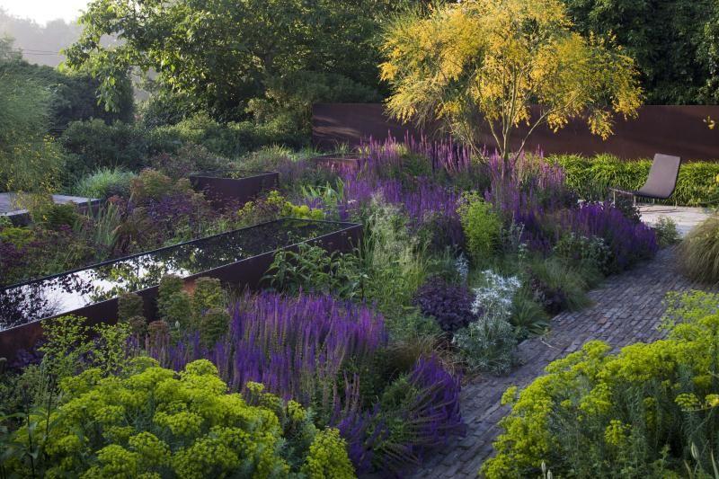Home National Garden Scheme Landscape Design Modern Garden Smith Gardens