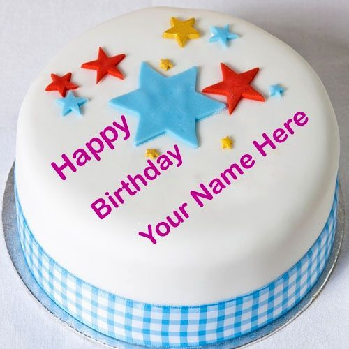 Happy Birthday Cake Images With Name Editor 1 Andy Happy