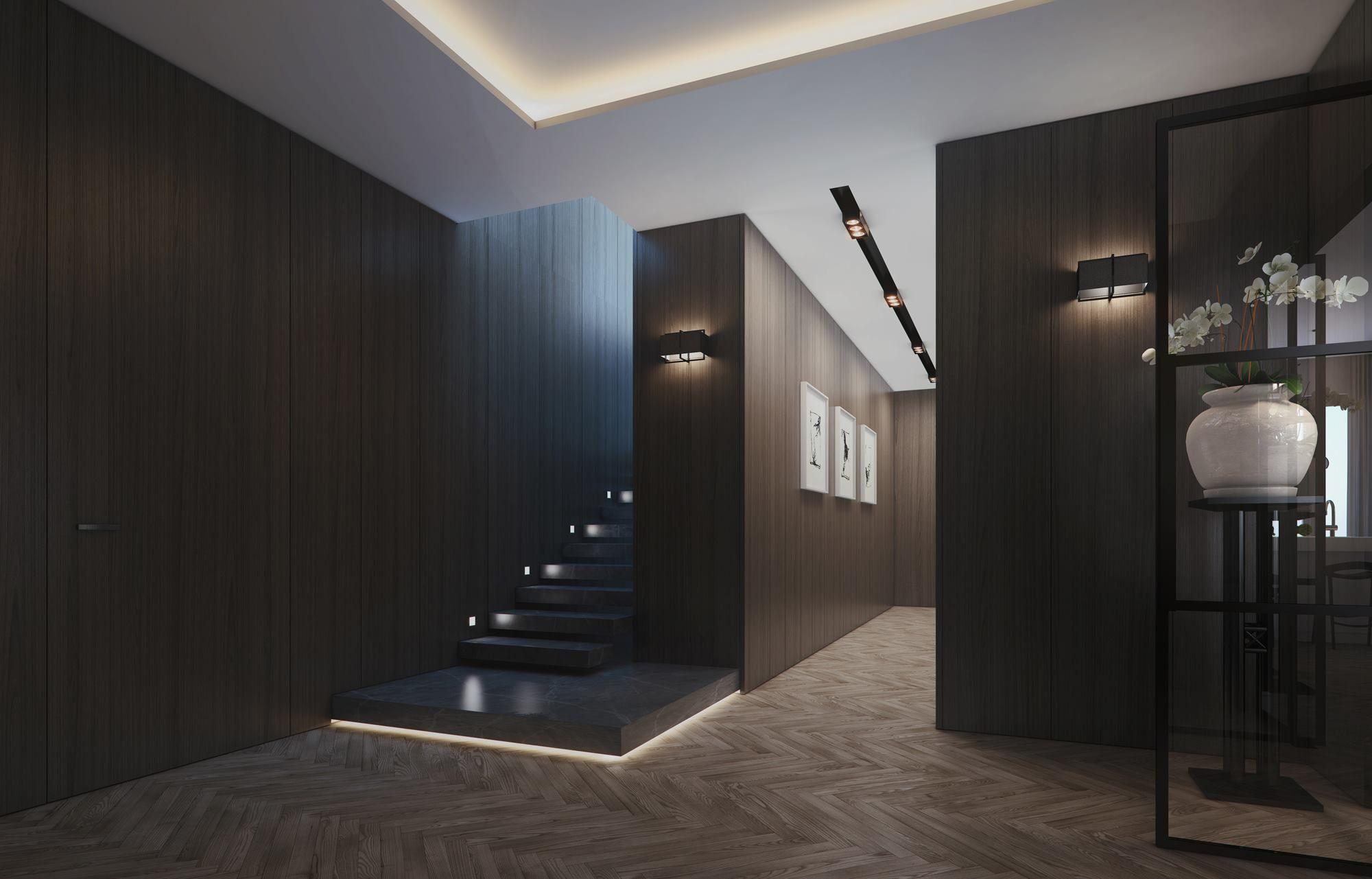 Penthouse Berlin architecture design penthouse modern penthouse design in berlin by