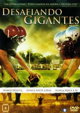 Desafiando Gigantes Com Imagens Filmes Religiosos Filmes