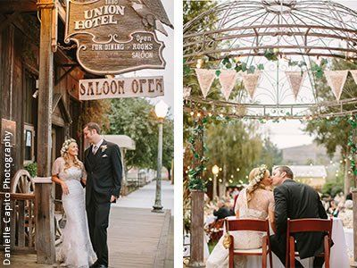 Wedding The 1880 Union Hotel Weddings Santa Barbara Venue