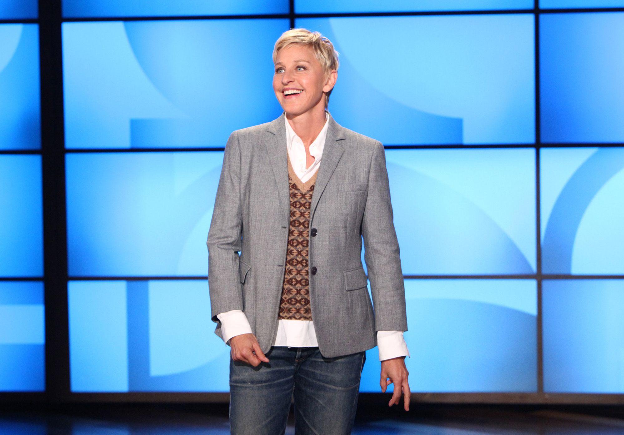 14 Reasons Why Ellen Degeneres is the MVP of Television | Ellen ...