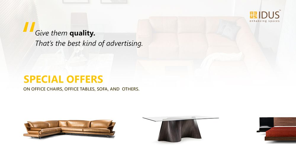 discover our special offers on luxurious home office furniture and