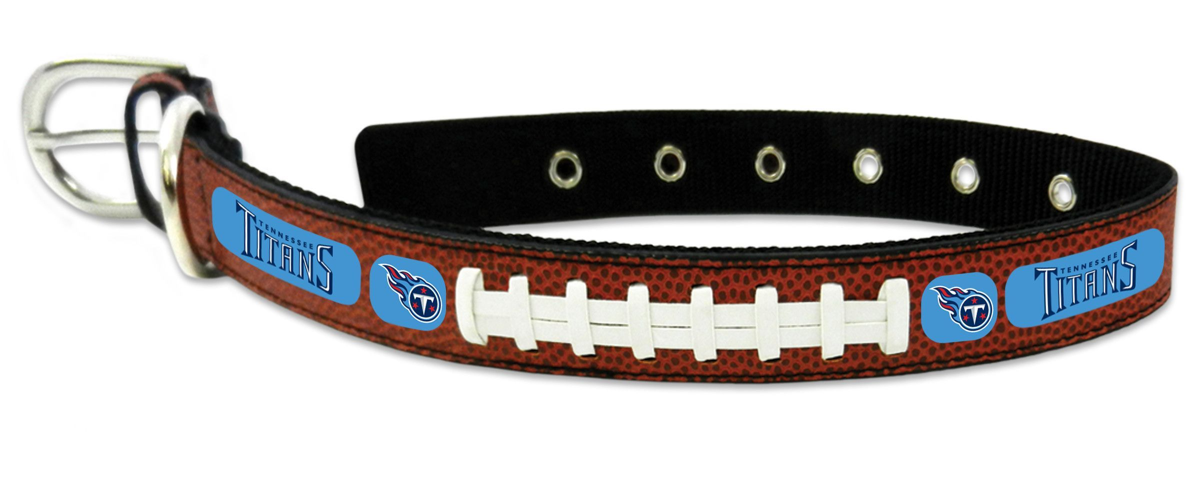 37f01e805 Tennessee Titans Dog Collar - Size Large