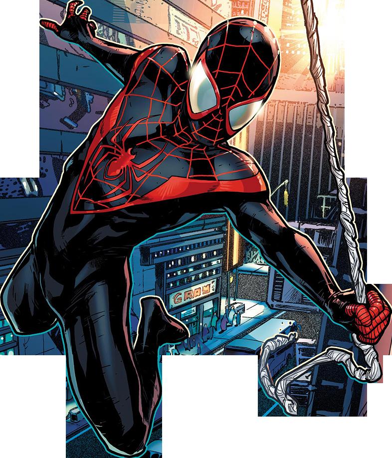 Miles Morales Aka Spider Man Ultimate Spiderman Spiderman Marvel Spiderman