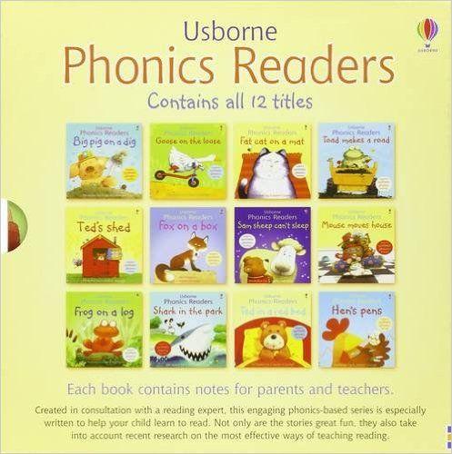 Phonics Readers: Phil Roxbee Cox, Stephen Cartwright: 9780746078372: Amazon.com: Books