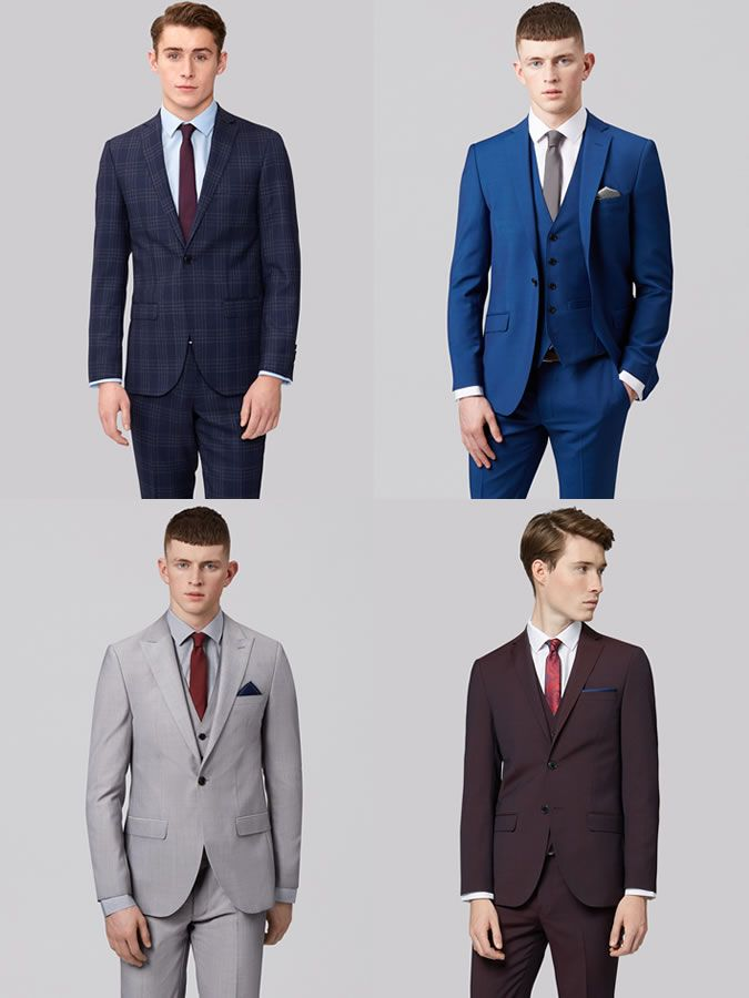 Robert S Style Wedding Suit Fashion Look Men Outfit