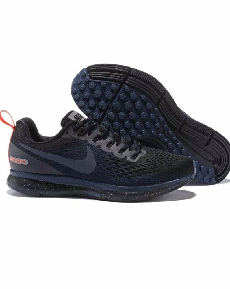 promo code 4c99a f677d Nike Air Zoom Pegasus 34 Shield Mens Running Shoes 907327 ...