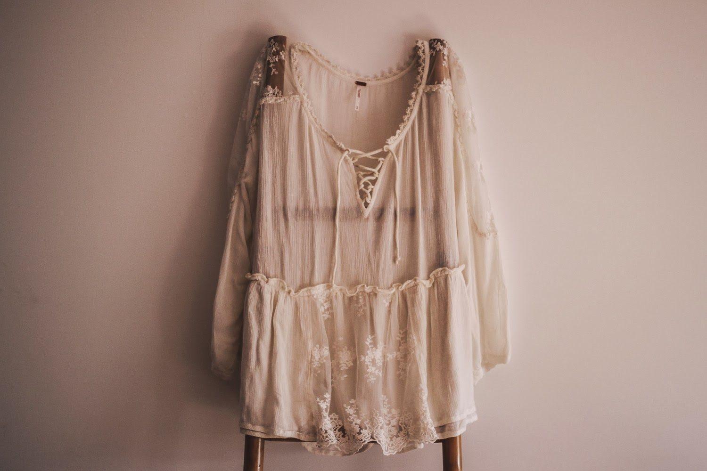 romantic tunic