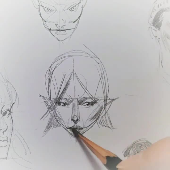 Photo of Pencil sketch artist Ferhat Edizkan   Drawing   ARTWOONZ