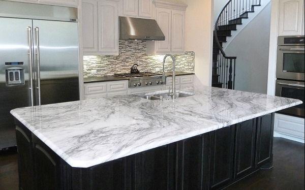 Which Granite Looks Like White Carrara Marble In 2019 Design