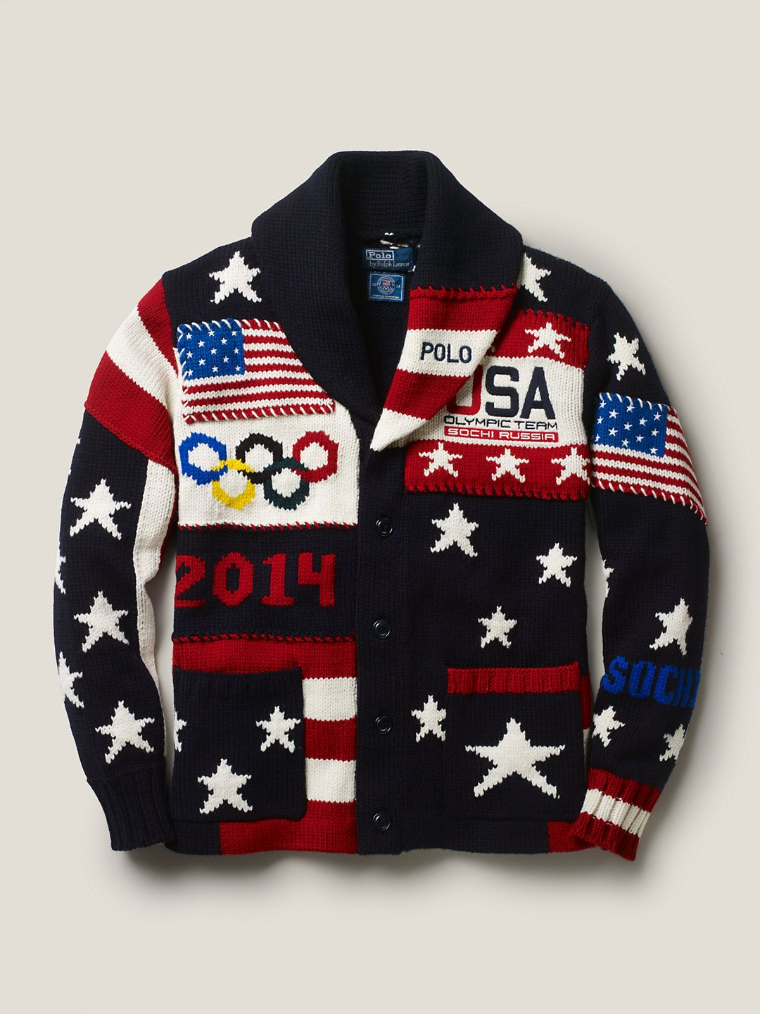 157c37fcca7 Team USA Opening Ceremony Cardigan. Team USA Opening Ceremony Cardigan Usa  Olympics