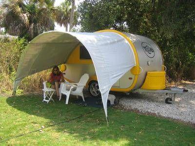 Tear Drop Trailer Awning Teardrop Camping Camping Teardrop Camper