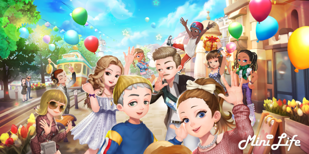 Mini Life is a Huge Life Sim with 3,000 Fashion Items and