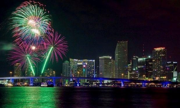 Pin By Janae Thorstensen On Patriotic New Years Eve Miami Happy New Years Eve New Years Eve Images