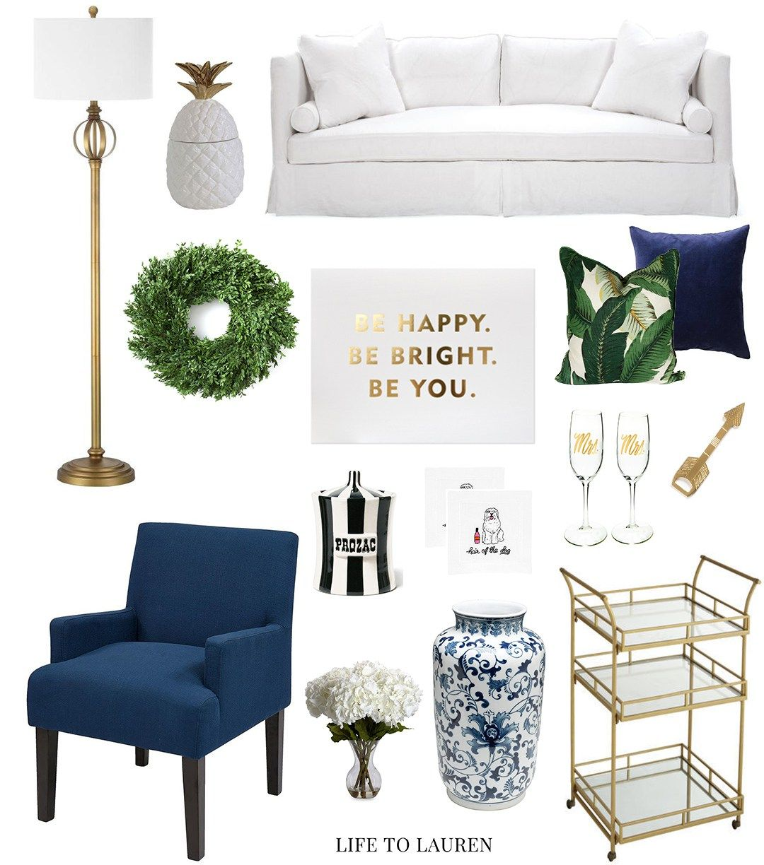 Best Navy Blue Greed And Gold Living Room Gold Living Room 400 x 300