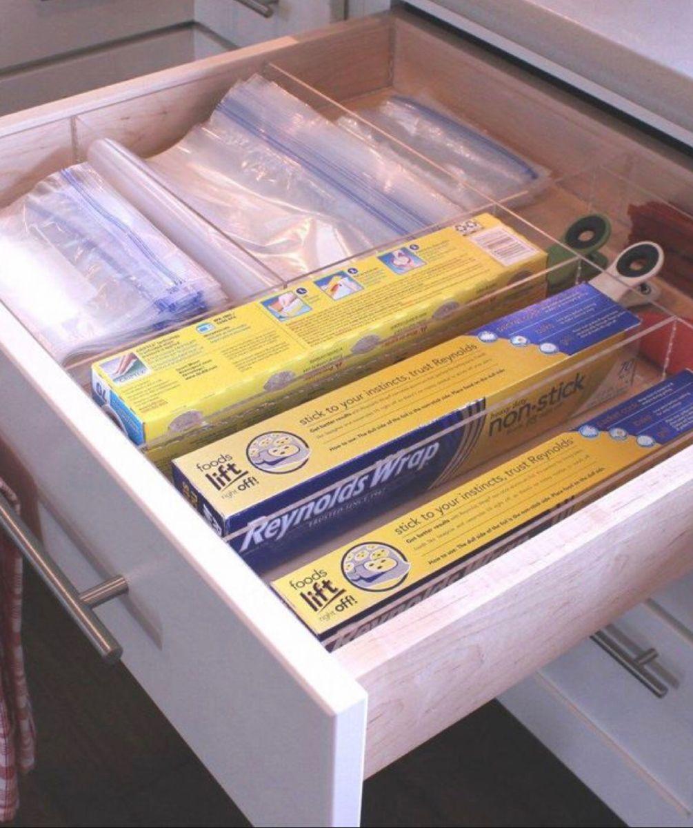 #drawerorganization  #kitchenorganization  #kitchenhacks