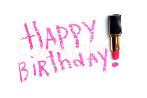 Happy Birthday Cake For Makeup Artist