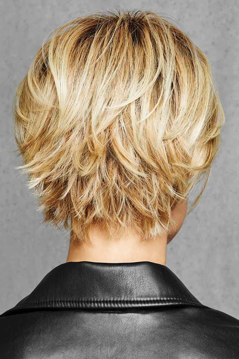 Textured Fringe Bob by Hairdo Wigs Heat Friendly