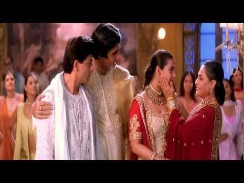 Wah Wah Ramji Bole Chudiyan Kabhi Khushi Kabhie Gham Bollywood Music Bollywood Songs Film Song