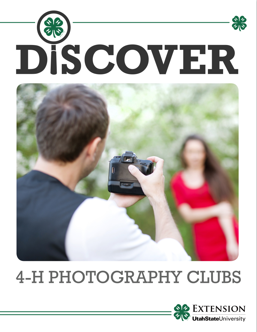 Discover 4 H Photography Club With Images 4 H Club