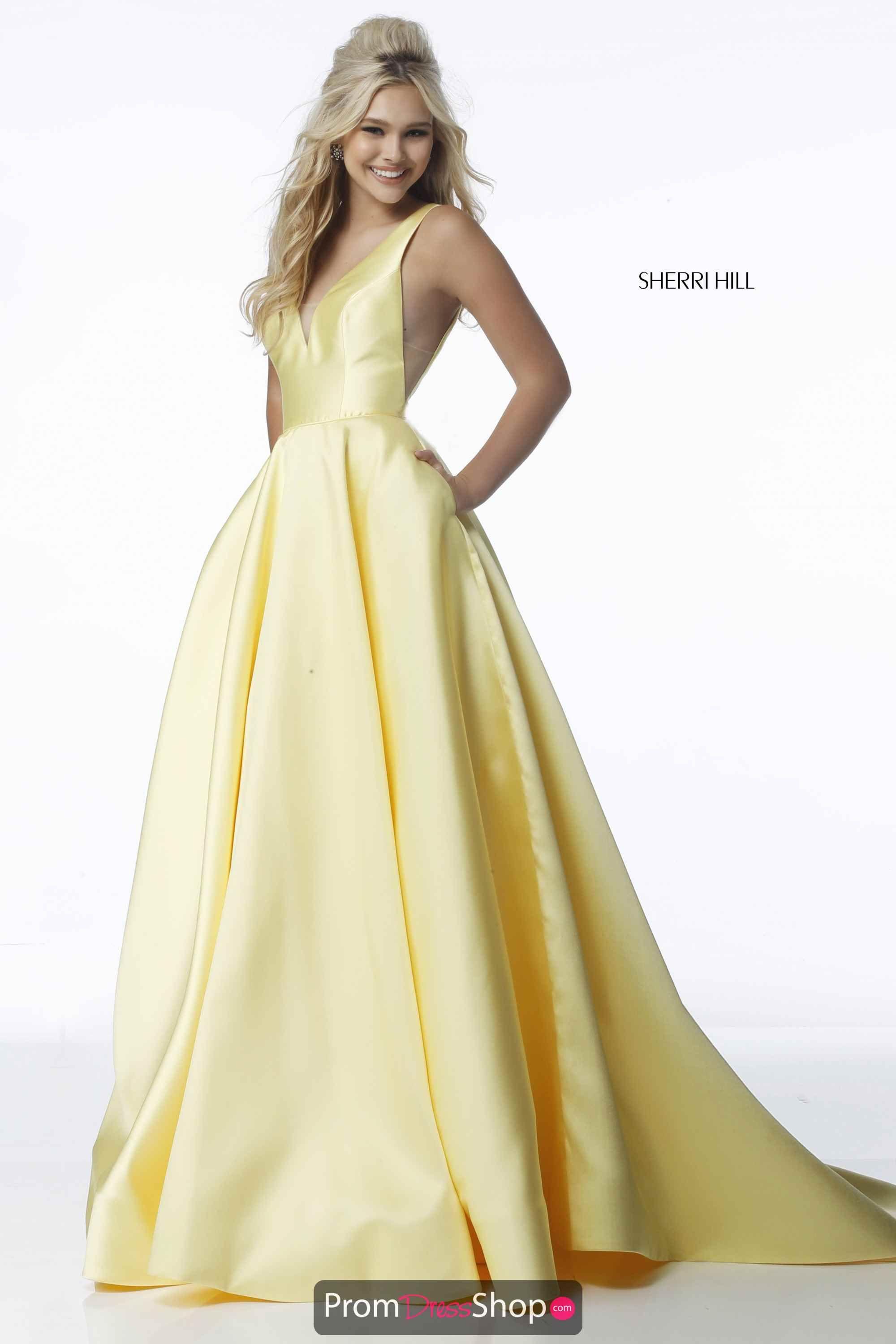 873e4aac34a69 Sherri Hill Dress 51856 | PromDressShop.com