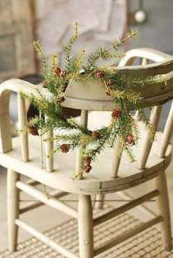 coastalcottage:  Spruce Candle Ring