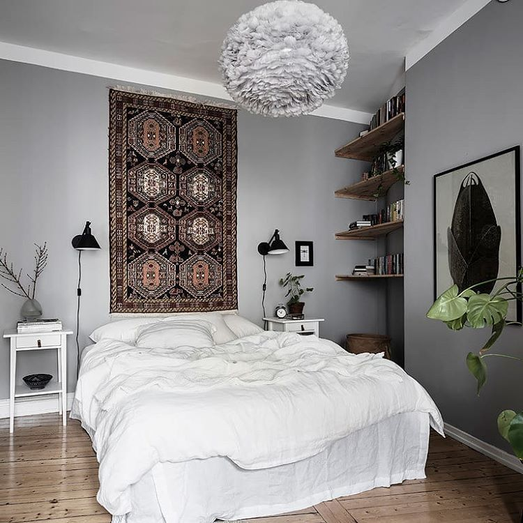 """Grey Bedroom Ideas With Calm Situation: The Nordroom On Instagram: """"Calm & Cozy Bedroom"""