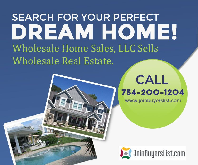 Cheap Homes In Dade We Specializes In Locating And Selling Properties We Have Wholesale Homes In Broward County R Wholesale Real Estate Sale House Lauderdale