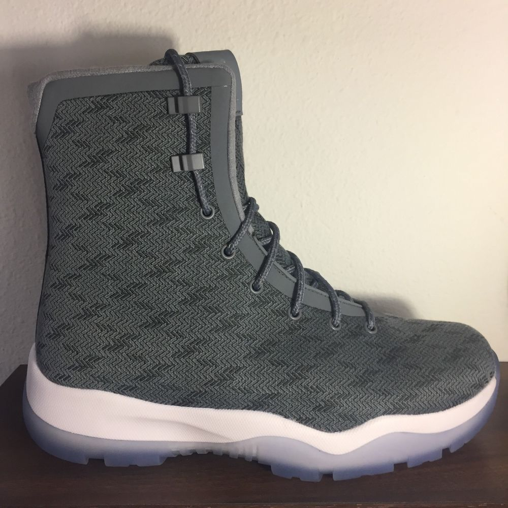 big sale d7cca 6ec15 Jordan Future Winter Boot Men s Size 9.5 Cool Grey Cool Grey-White  Waterproof  fashion  clothing  shoes  accessories  mensshoes  athleticshoes  (ebay link)
