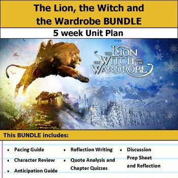 The Lion Witch And Wardrobe High School Lesson Plan Reading Classroom Essay