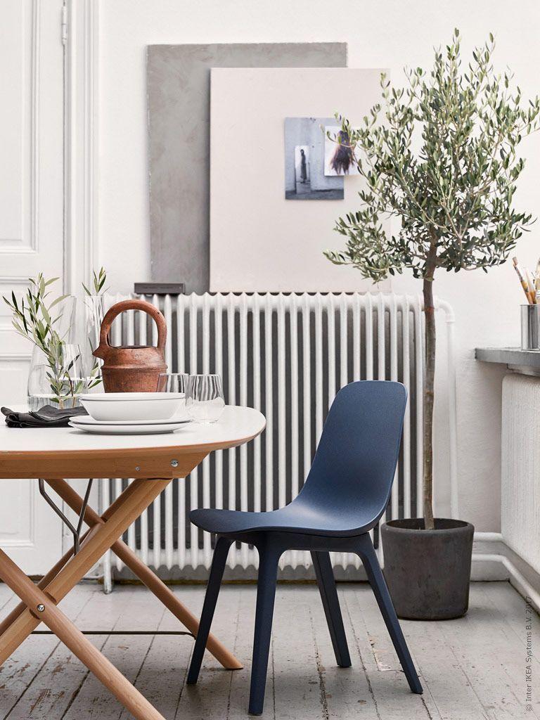 Odger En Modern Stol Ikea Livet Hemma Inspirerande Inredning