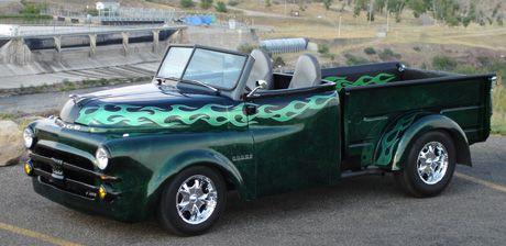 Custom 1952 Dodge Truck