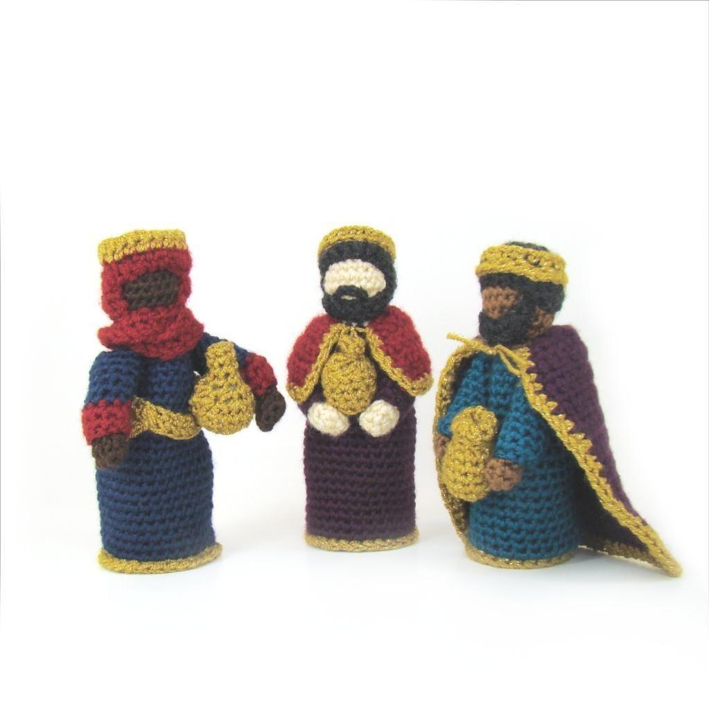 Nativity Set #3 Three Kings | NACIMIENTOS | Pinterest | Navidad ...