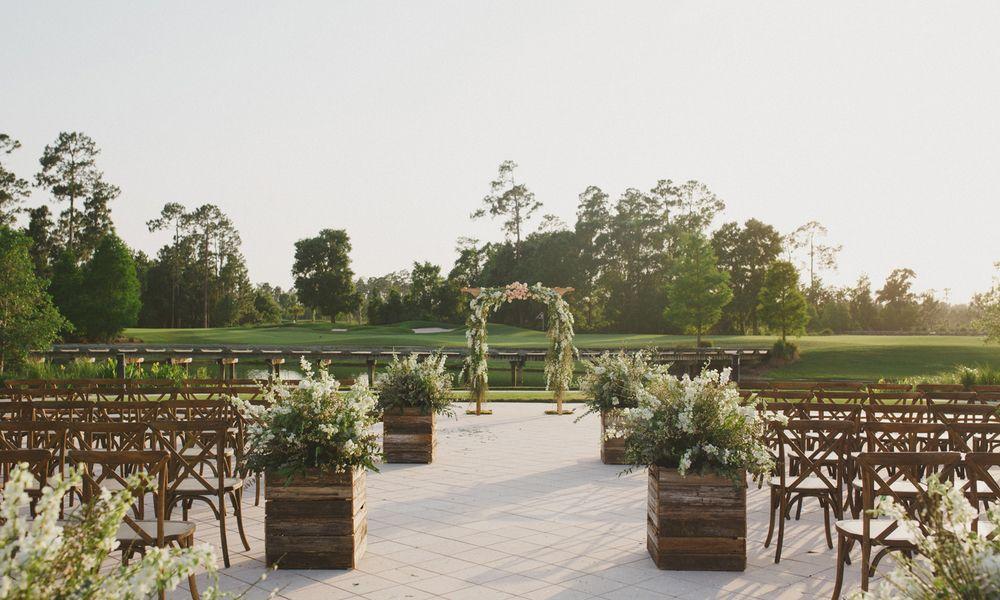 Wedding Ceremony — Raining Roses Productions Inc.