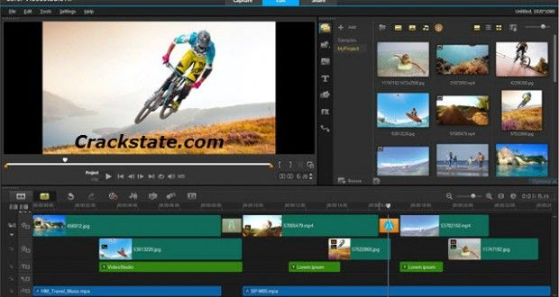 Video Editing Software by Corel - VideoStudio Pro
