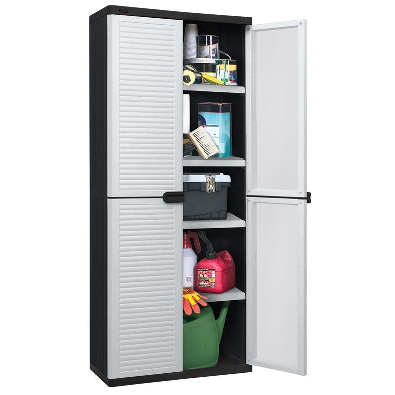 Keter 4 shelf winner utility tall