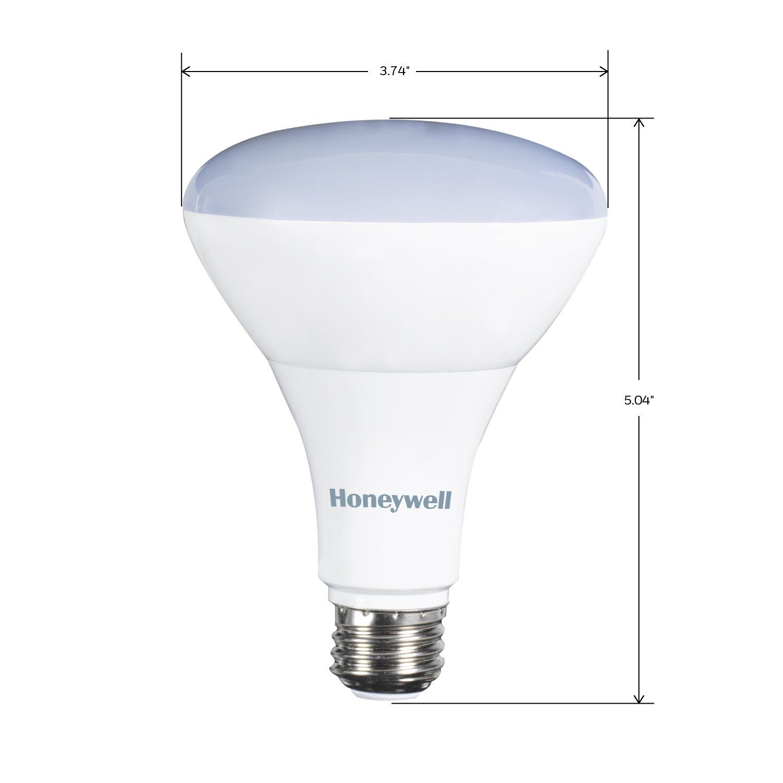 Honeywell B306527hb223 Twin Value Pack 2 Led Dimmable Light Bulbs 65 Watt Equivalent Bulb Soft White Light Uses O Dimmable Light Bulbs Light Bulbs Light Bulb