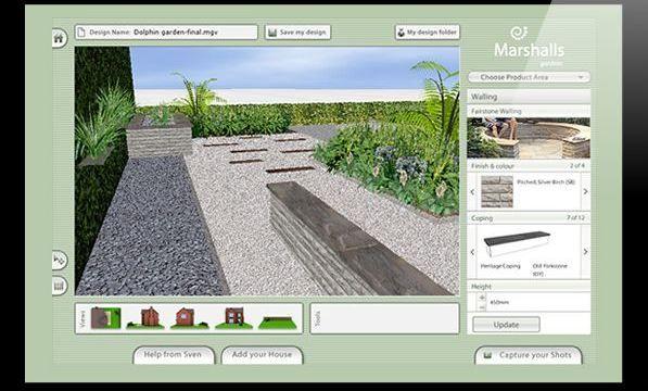 10 Free Garden And Landscape Design Software Landschaftsplane Gartenbau Garten Landschaftsdesign