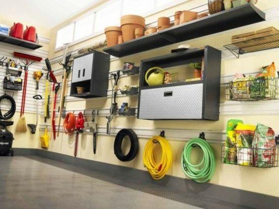 Idées et astuces pratiques pour le rangement garage - idee de rangement garage