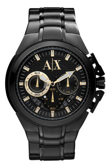 f8d2185ed063 AX Armani Exchange Chronograph Bracelet Watch available at  Nordstrom