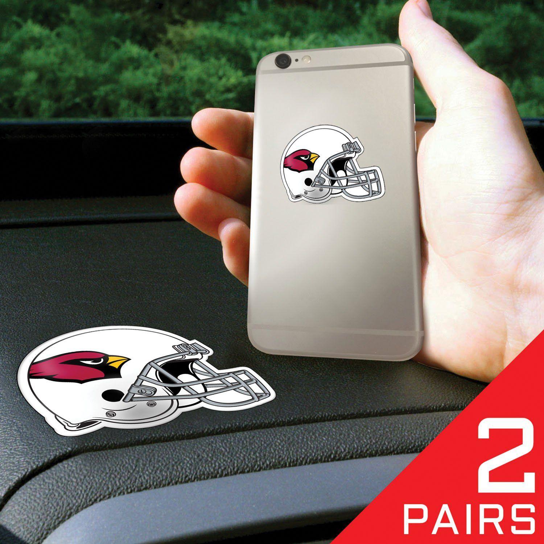 Fanmats NFL Arizona Cardinals Get a Grip 2 Pack